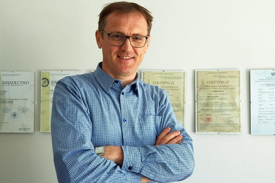 Mariusz Bukowski. Kwalifikacje kierowców zawodowych – kolejne zmiany