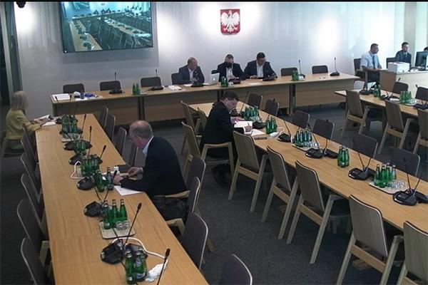 Komisja Infrastruktury zatwierdziła swój plan pracy na II. półrocze