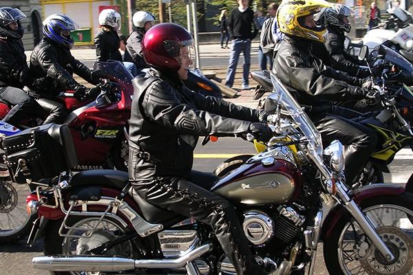 Wypadki motocyklistów (styczeń-lipiec 2020)