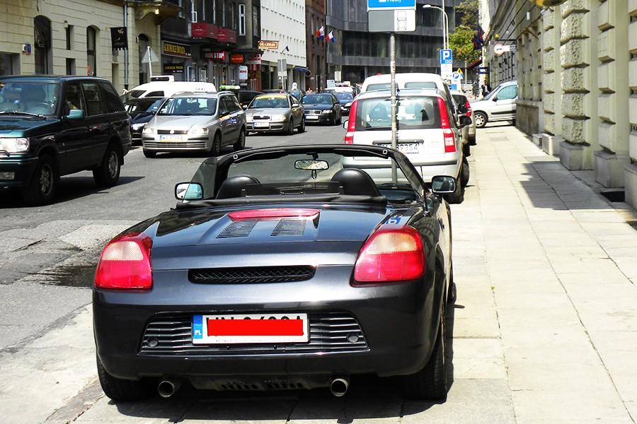 Zmiany w tzw. mandacie za nieopłacenie parkowania