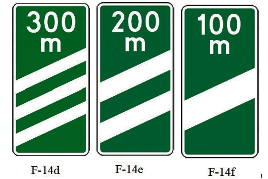 Nowe i uporządkowane znaki drogowe