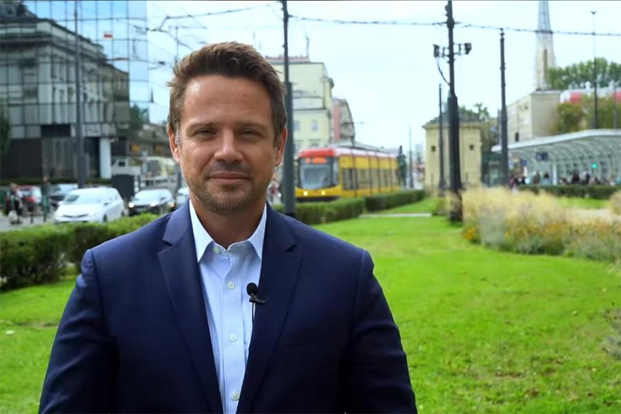 Miasto to wspólna przestrzeń, z której musimy korzystać odpowiedzialnie – mówi prezydent Rafał Trzaskowski