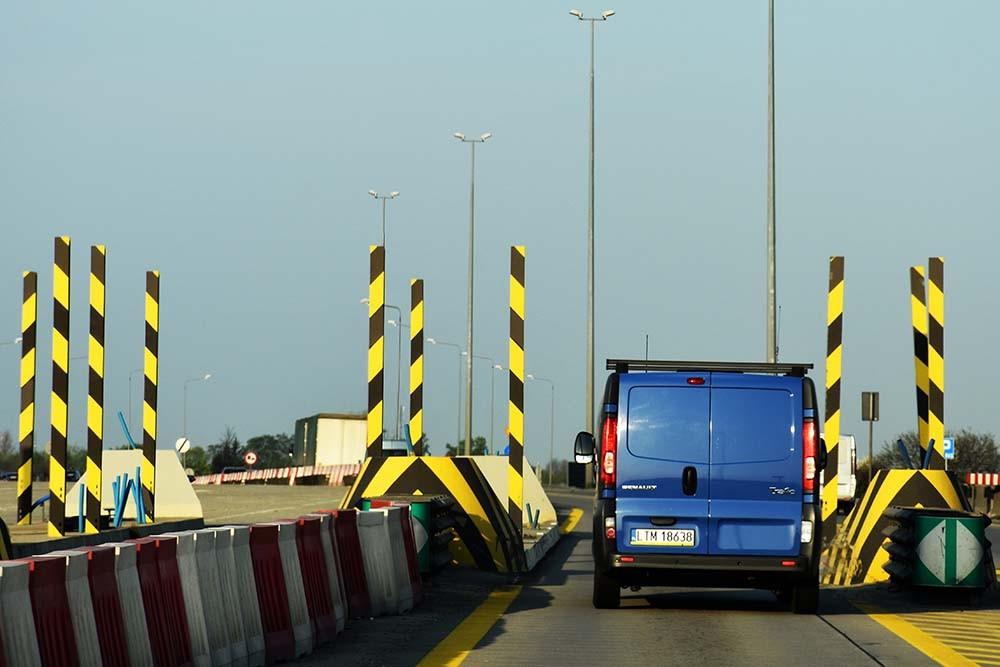 Projekt nowelizacji ustawy o autostradach. Przejazdy w trybie tzw. free flow