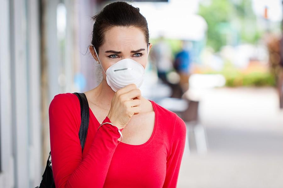 Art. 46b pkt 13 - ustawowy nakaz zakrywania ust i nosa