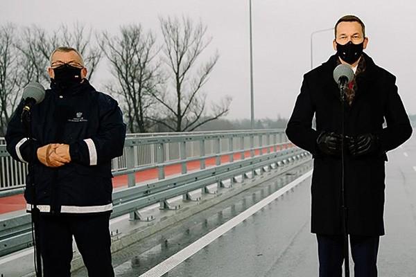 Południowa obwodnica Warszawy dłuższa