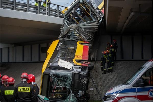 W Warszawie'2020 – więcej zabitych w ruchu drogowym
