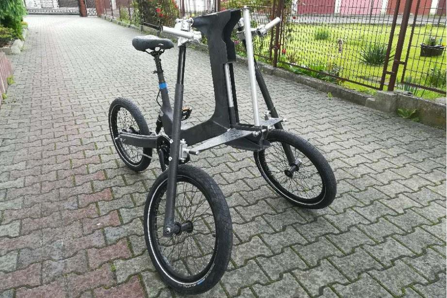 ITS wyróżniony za rower dla osób niepełnosprawnych