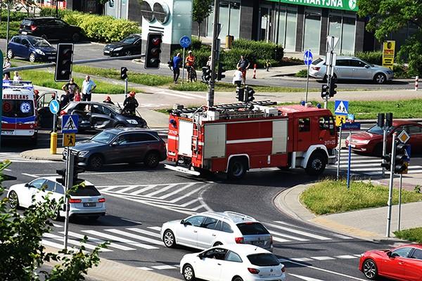 Bezpieczeństwo w ruchu drogowym – policjanci podsumowują