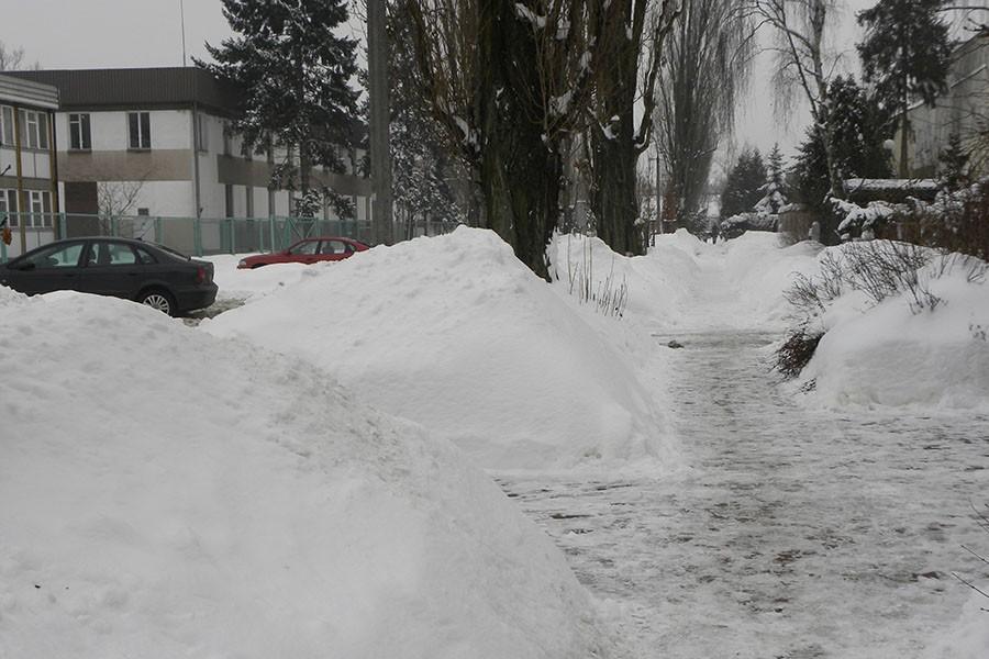 Jak zapewnić bezpieczeństwo zimą?