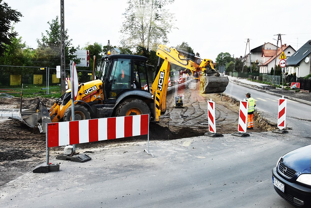 Tak ważna modernizacja dróg lokalnych