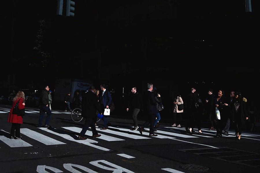 Oświetlenie przejść – resort infrastruktury