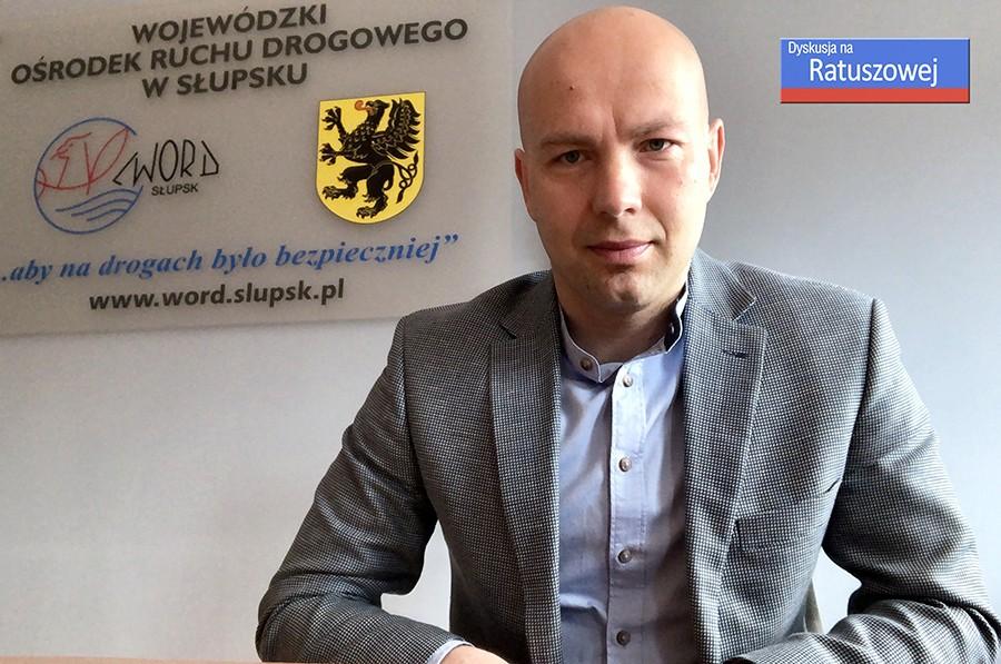 Piotr Tomaszewski zaprasza do DYSKUSJI NA RATUSZOWEJ