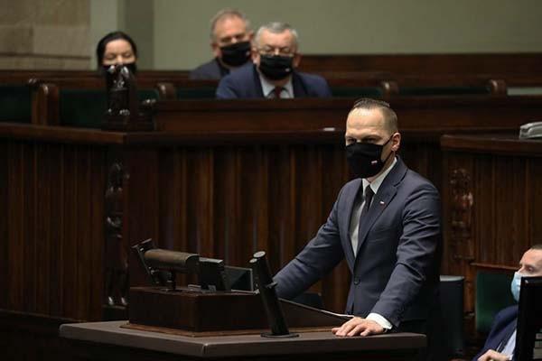 Minister Rafał Weber oczekiwanym Gościem DYSKUSJI NA RATUSZOWEJ