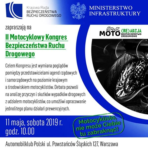 II Motocyklowy Kongres BRD, 11.5.2019