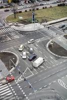 Niebezpieczne skrzyżowanie