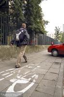 Absurdy na ścieżkach rowerowych