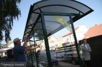 Estetyka przystanków autobusowych raz jeszcze