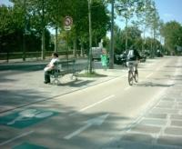 Paryskie udogodnienia dla rowerzystów