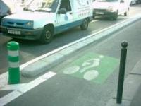 Kontrapasy dla rowerzystów i dla bezpieczeństwa