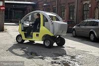 Nowy pojazd wyjedzie na drogi
