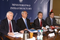 100 dni Ministerstwa Infrastruktury