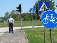 Kolejne miasteczko ruchu drogowego oddane