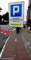Niebezpieczny znak drogowy