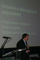 """""""Społeczna misja nauczycieli jazdy"""" w Warszawie"""