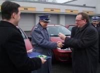 Pojazdy egzaminacyjne dla policji