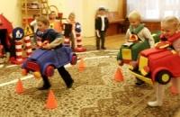 Maluchy poznają przepisy drogowe