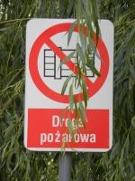 Jak egzekwować przepisy na drodze pożarowej?