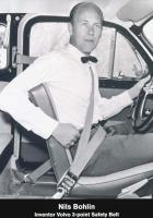 50-lat trzypunktowych pasów bezpieczeństwa