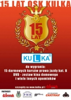 """15 lat OSK """"KULKA"""""""