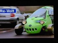 Pierwszy punkt ładowania samochodów elektrycznych