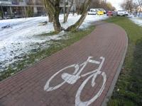 Ścieżki rowerowe, których nie ma
