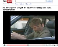 Kierowcy po narkotykach i po alkoholu