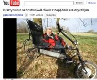Czas na rower poziomy: z napędem elektrycznym?