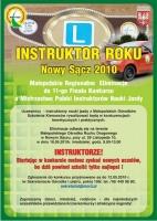 INSTRUKTOR ROKU - Nowy Sącz 2010