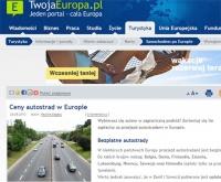 Ile zapłacisz za przejazd autostradą w Europie