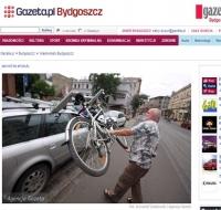 Prosty, łatwy sposób na przewóz rowerów