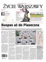 Buspas przekracza granice stolicy