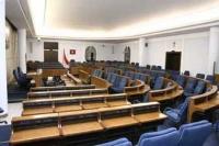 Zaplanowane posiedzenie komisji senackiej