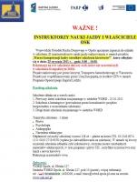 WORD Opole: szkolenie kadr osk przesunięte (II tura) (22.2.2011)