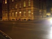 Torowisko wyodrębnione z drogi lub z jezdni