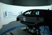 ITS: pierwszy badawczy symulator samochodu osobowego