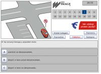 Pytanie testowe: zawracanie za skrzyżowaniem