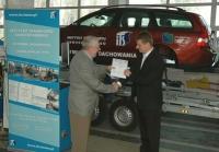 ITS: pierwszy certyfikat na urządzenie dla kierowców niepełnosprawnych