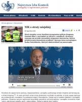 NIK-u raport o straży miejskiej