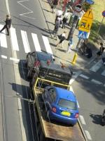 Nielegalnie odholowali samochody?