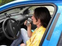 Kursant pod wpływem alkoholu stracił prawo jazdy